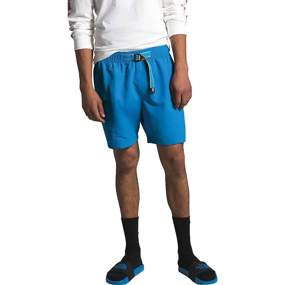 The North Face Men's Class V Belted 5 Inch Trunk - Medium Short - Clear Lake Blue