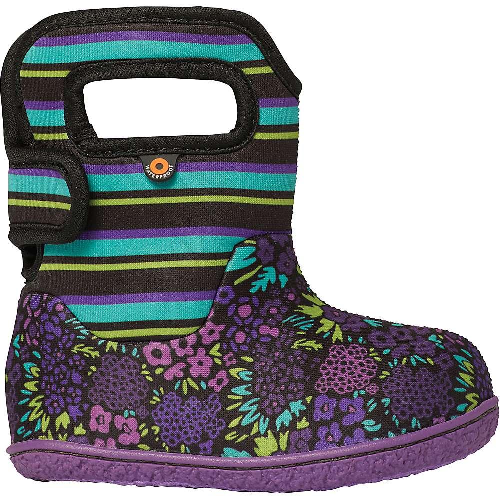 Bogs Baby NW Garden Boot - 4 - Black Multi
