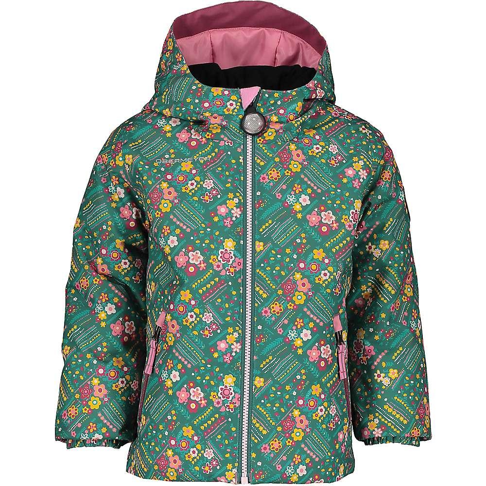 Obermeyer Kids' Ash Jacket - 4 - Garden Patch