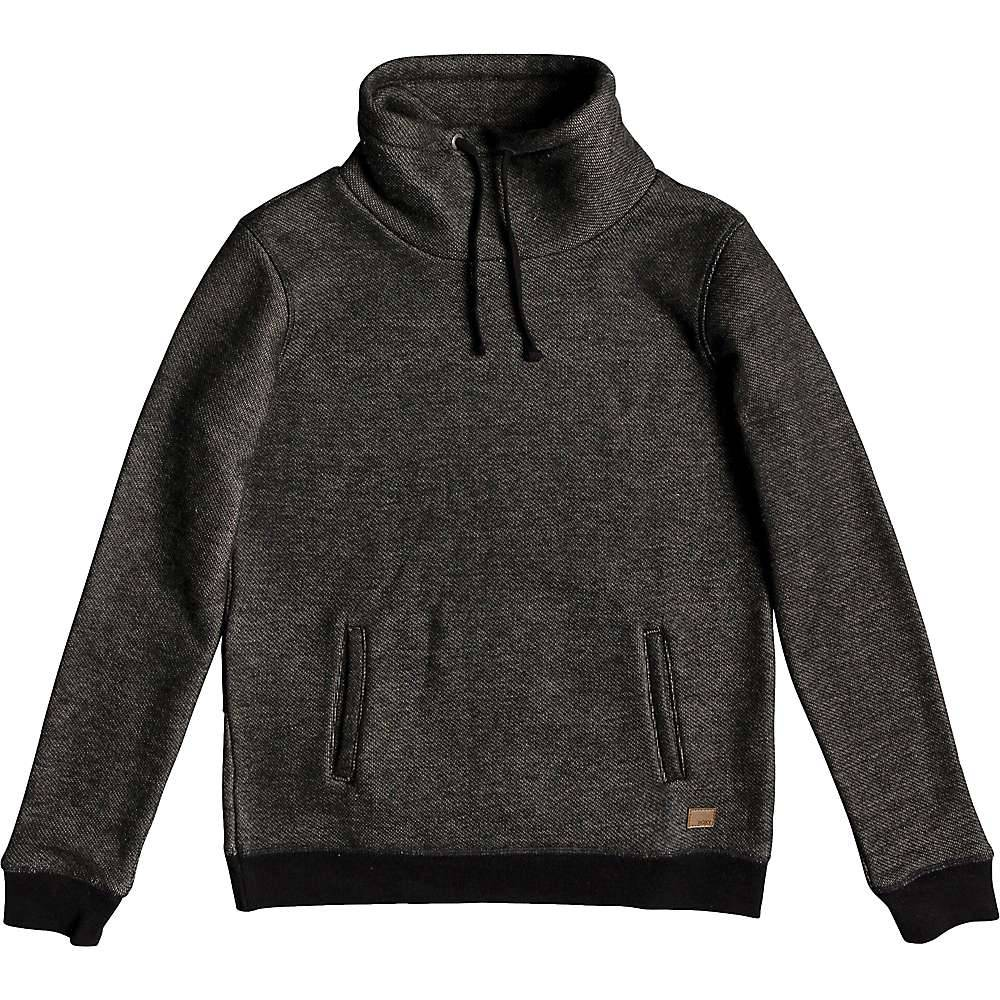 Roxy Women's Halfway Home Pullover - Small - True Black