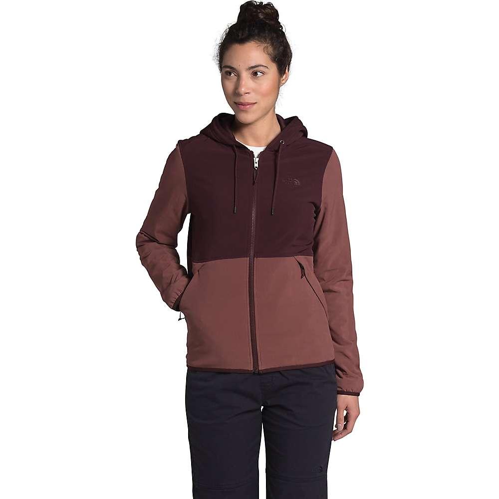 The North Face Women's Mountain Sweatshirt Hoodie 3.0 - Small - Root Brown / Marron Purple