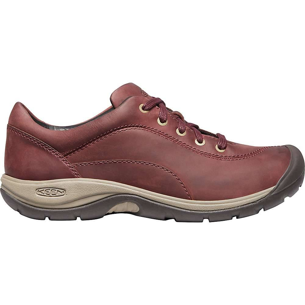 KEEN Women's Presidio 2 Casual Shoes and Fashion Sneakers - 9 - Andorra / Mulch