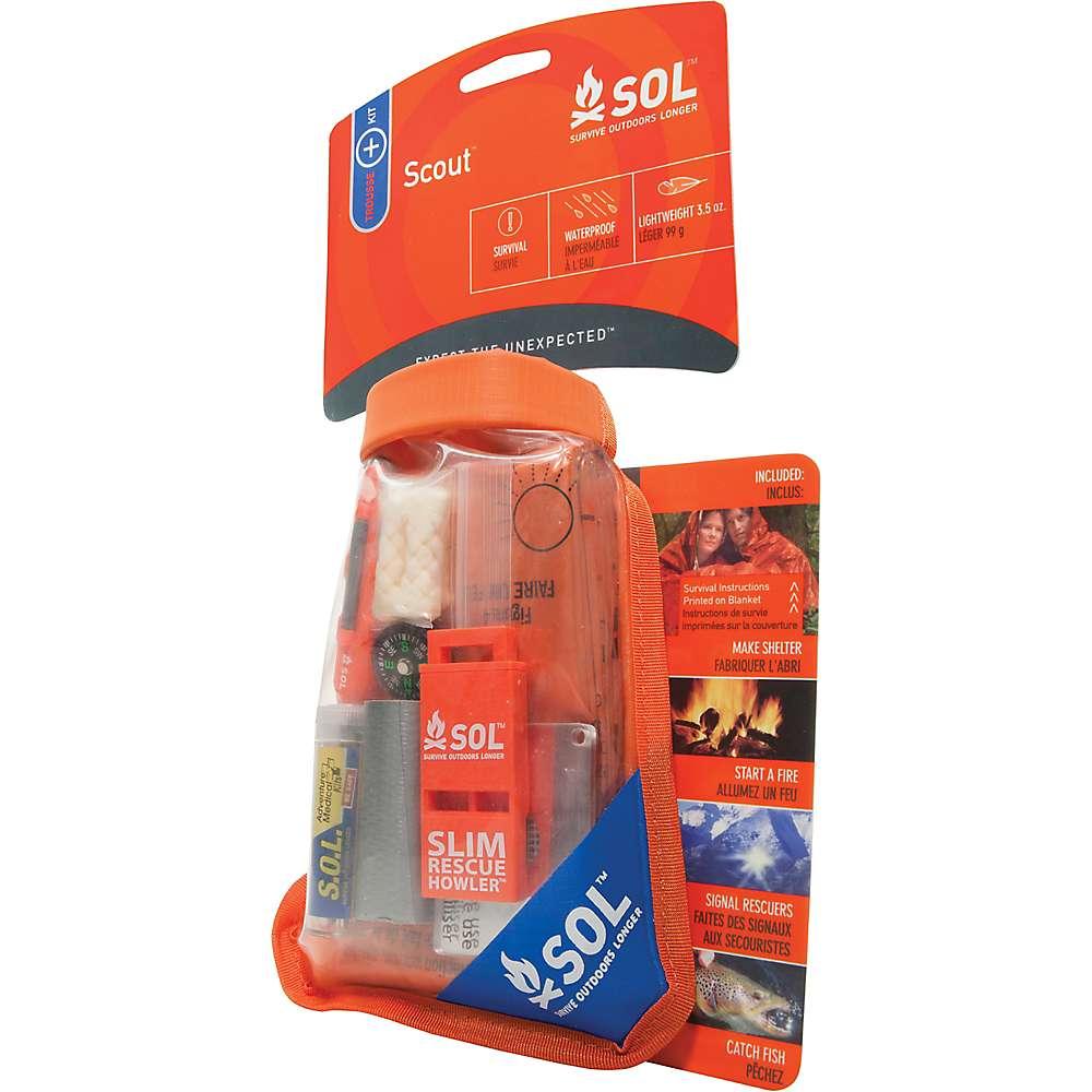 Adventure Medical Kits SOL Scout Survival Kit