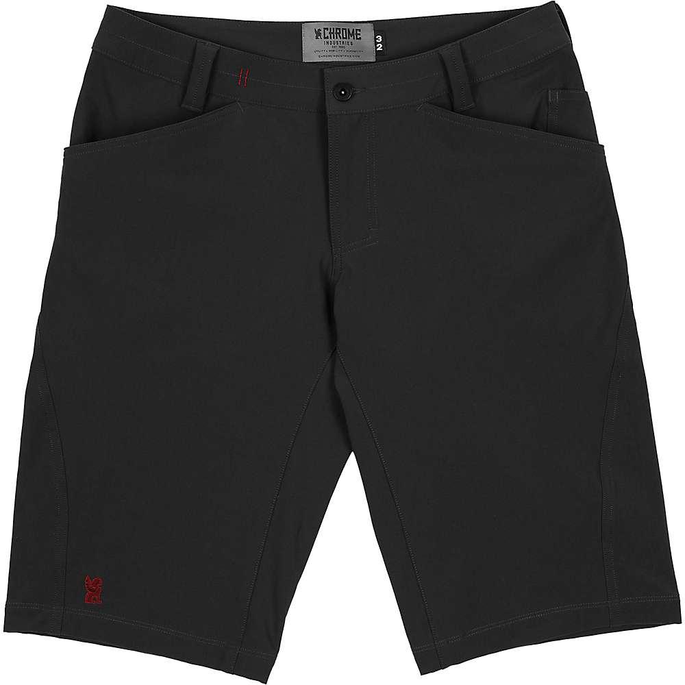 Chrome Industries Men's Union Short 2.0 - 34 - Black