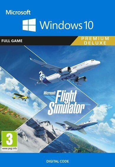 Xbox Game Studios Microsoft Flight Simulator: Premium Deluxe Edition - Windows 10 Store Key UNITED S