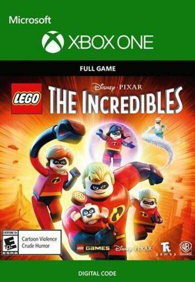 Warner Bros. Interactive Entertainment LEGO: The Incredibles (Xbox One) Xbox Live Key UNITED STATES