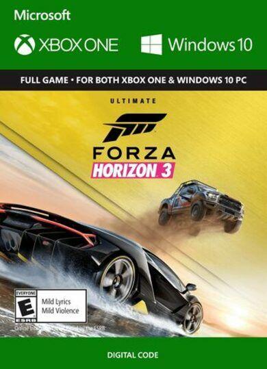 Microsoft Forza Horizon 3: Ultimate Edition (PC/Xbox One) Xbox Live Key UNITED STATES