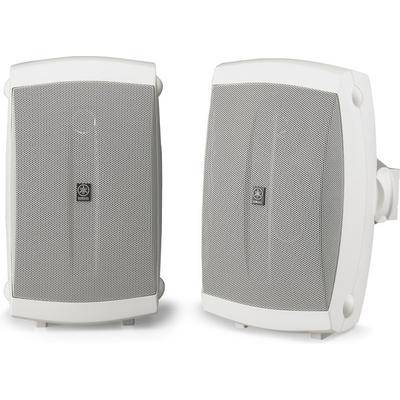 Yamaha NS-AW150 WH pair indoor/outdoor speakers