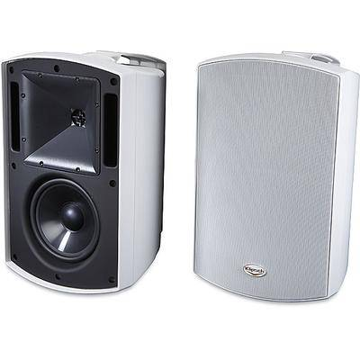 Klipsch AW-650 (WH) Outdoor Speakers (pair)