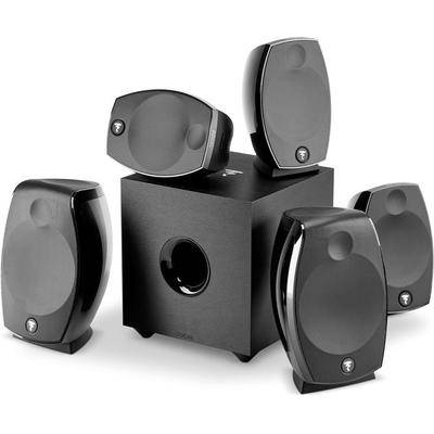 Focal-JMlab Sib Evo 512A home theater Dolby Atmos enabled speaker system