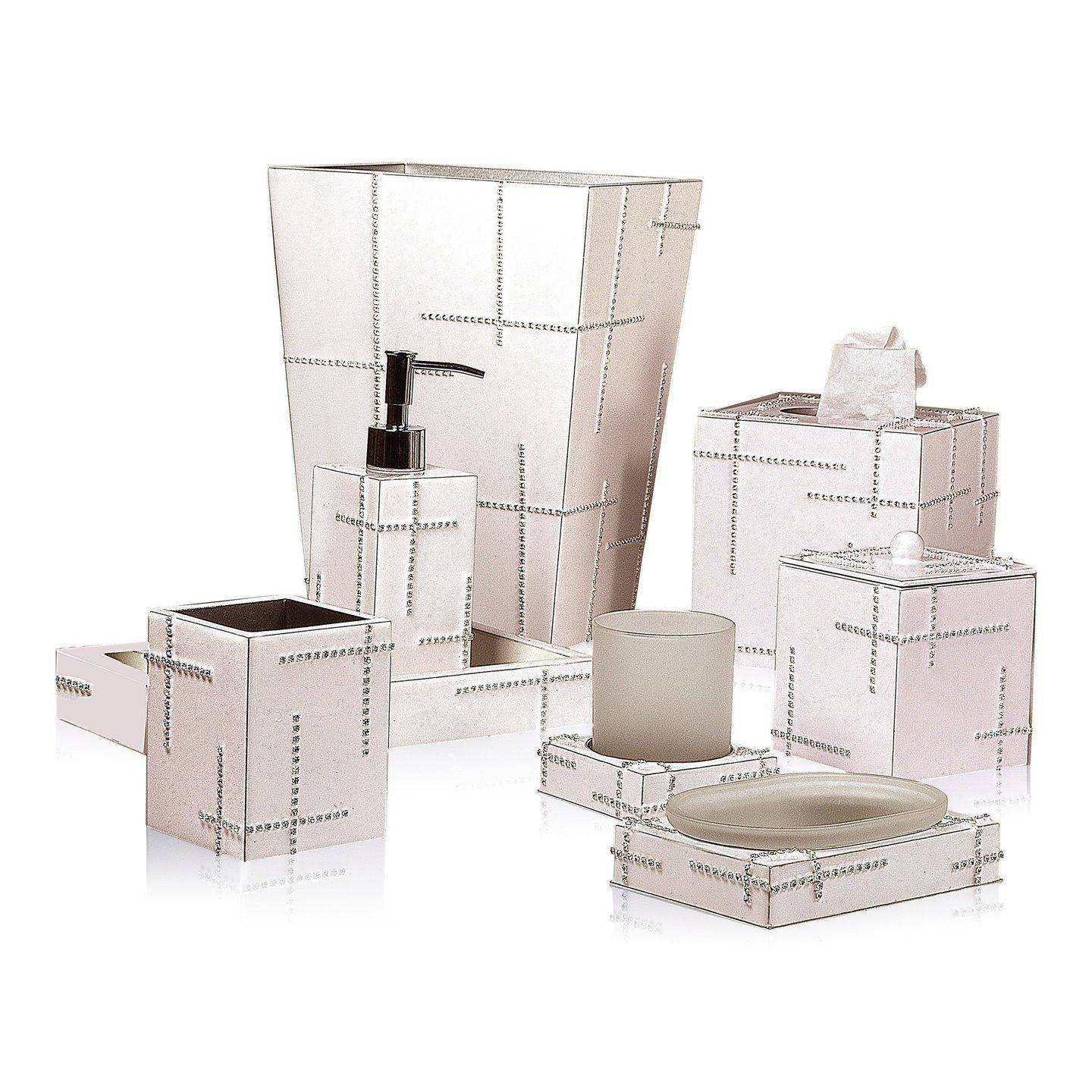 Mike + Ally Avanti Bath Accessories by Mike + Ally