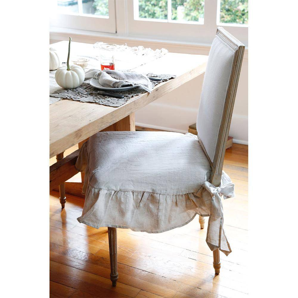 Pom Pom at Home Ruffled Seat Covers