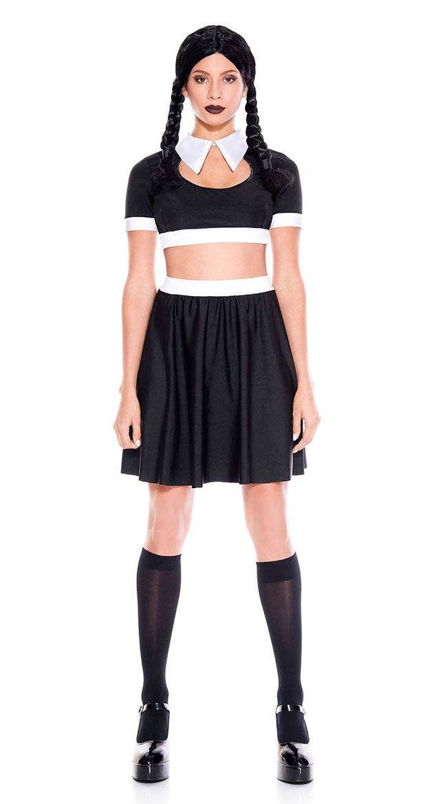 Music Legs Gothic Child Costume by Music Legs, Size M/L - Yandy.com