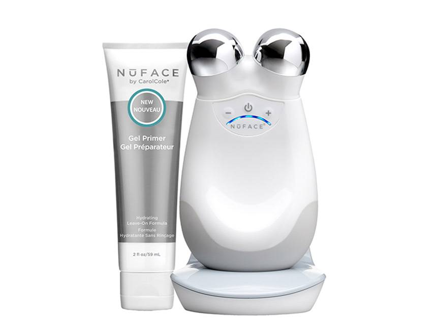 NuFACE Trinity Facial Toning Kit - White