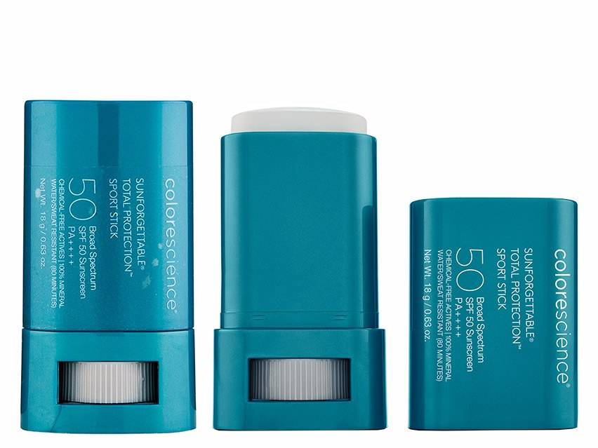Colorescience Sunforgettable® Total Protection™ Sport Stick SPF 50 Twin Pack