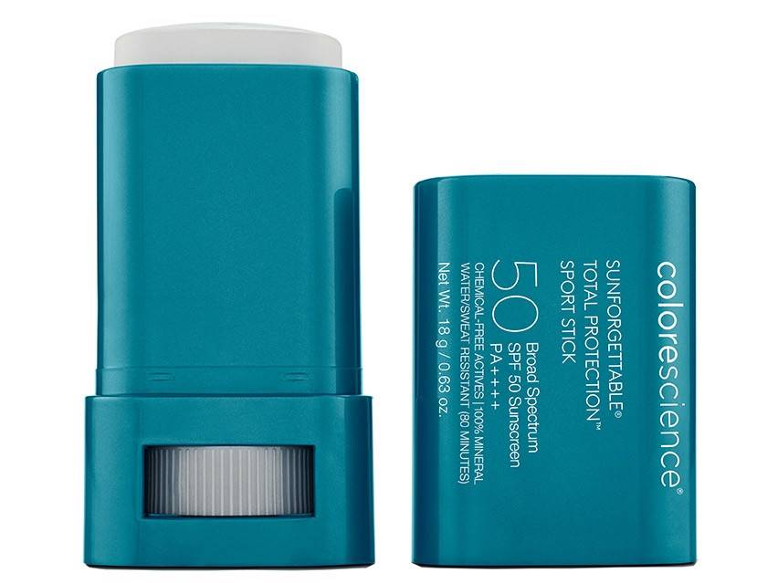 Colorescience Sunforgettable Total Protection Sport Stick SPF 50 PA++++
