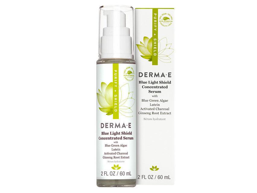 derma e Blue Light Shield Concentrated Serum