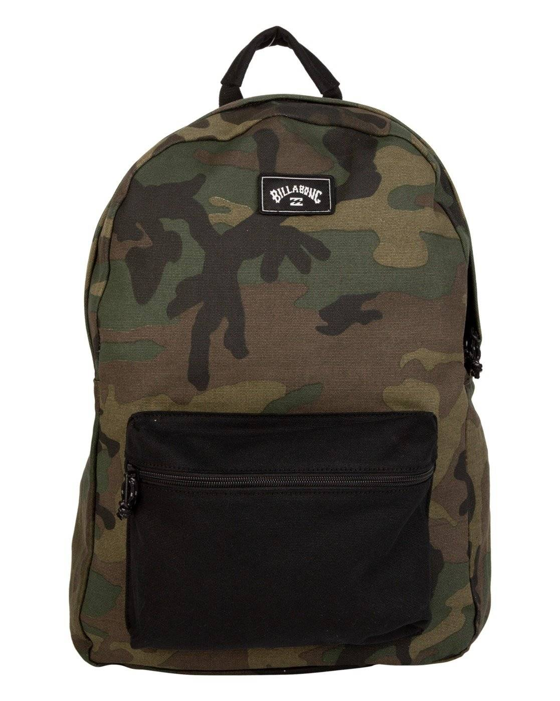 Billabong All Day Backpack  - Black - Size: One Size