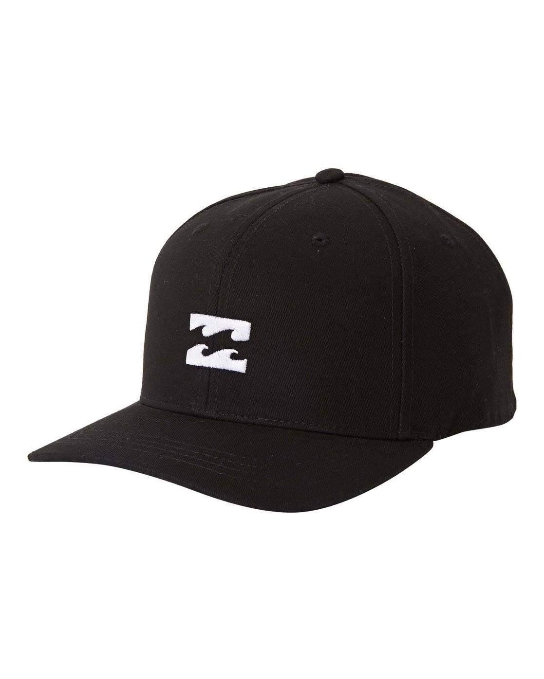 Billabong All Day Snapback  - Black - Size: One Size