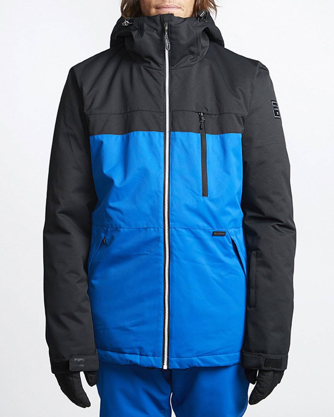 Billabong All Day Snow Jacket  - Blue - Size: Extra Large