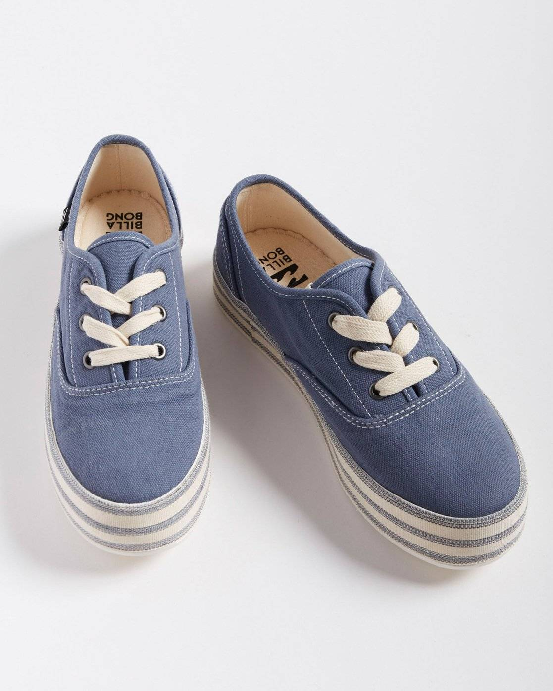 Billabong Spring Tide Shoes  - Blue - Size: 10