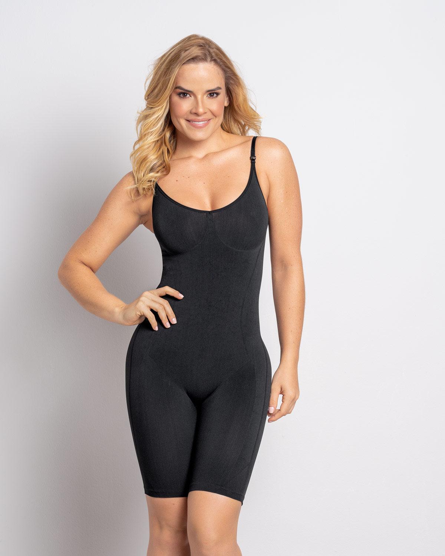 Leonisa Full Coverage Seamless Smoothing Bodysuit