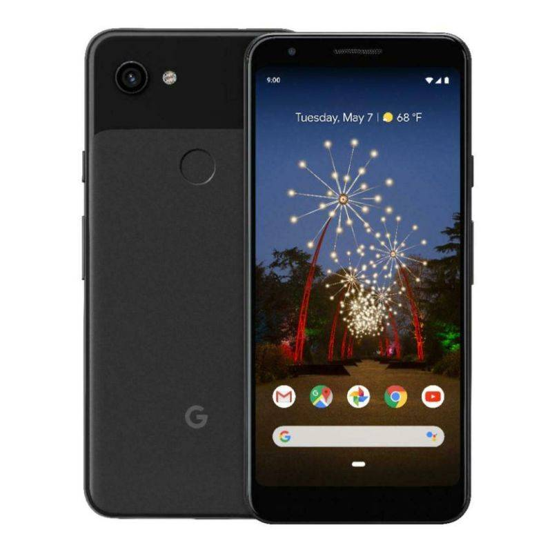 Google Pixel 3a 64GB Factory Unlocked - Black