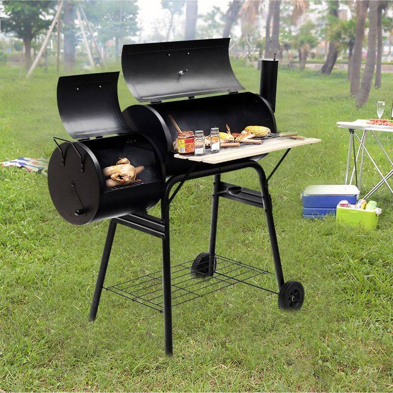 Generic Outdoor BBQ Grill Barbecue Pit Patio Cooker