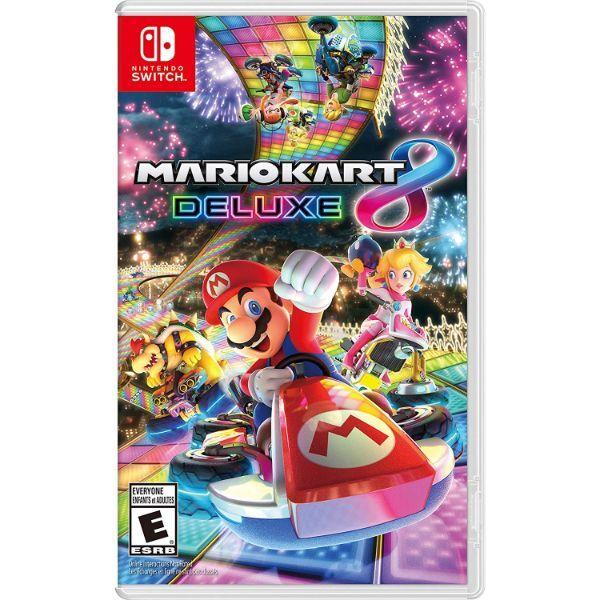 Nintendo Mario Kart 8 Deluxe - Nintendo Switch - US Region