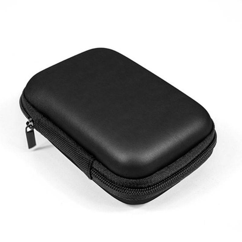 Generic Electronics Storage Cord Case for USB, Earphones, & Memory Cards