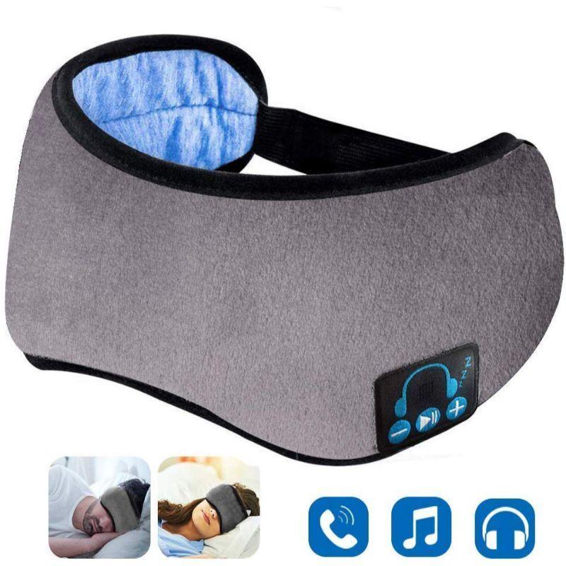 Generic 2 in 1 Relaxing Wireless Music Eye Mask