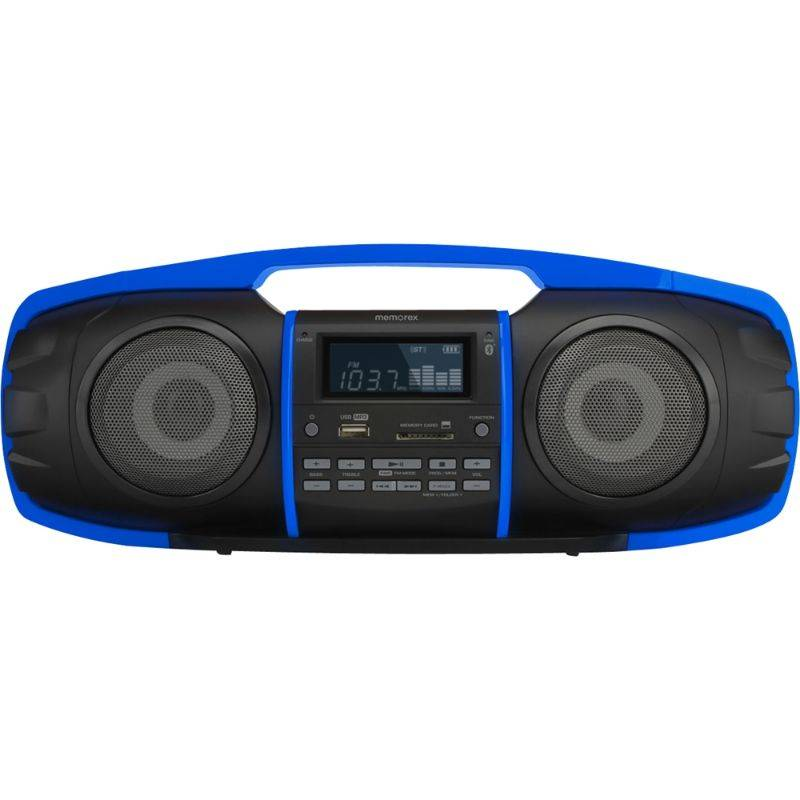 Memorex Beach Bluetooth Music Boombox