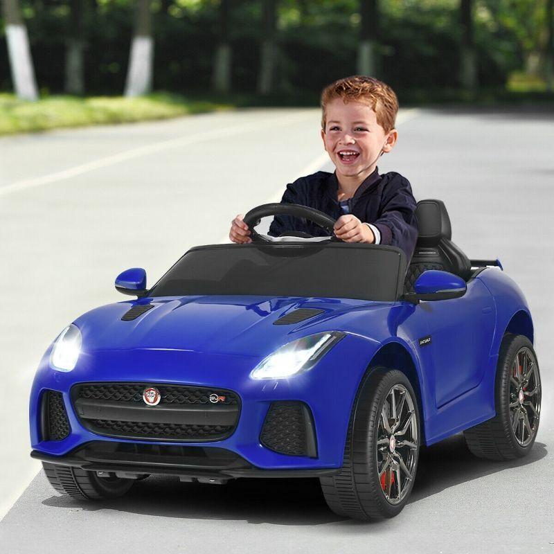 Generic 12V Jaguar F-Type SVR Licensed Kids Ride On Car