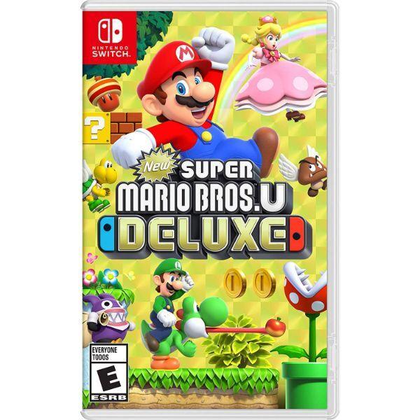 Nintendo Super Mario Bros. U Deluxe - Nintendo Switch (US Region)