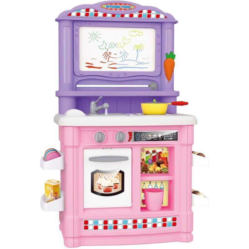 Toy Chef Kids Kitchen Toy Play-set Kitchen