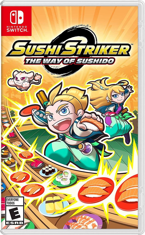 Nintendo Switch Sushi Striker: The Way of The Sushido