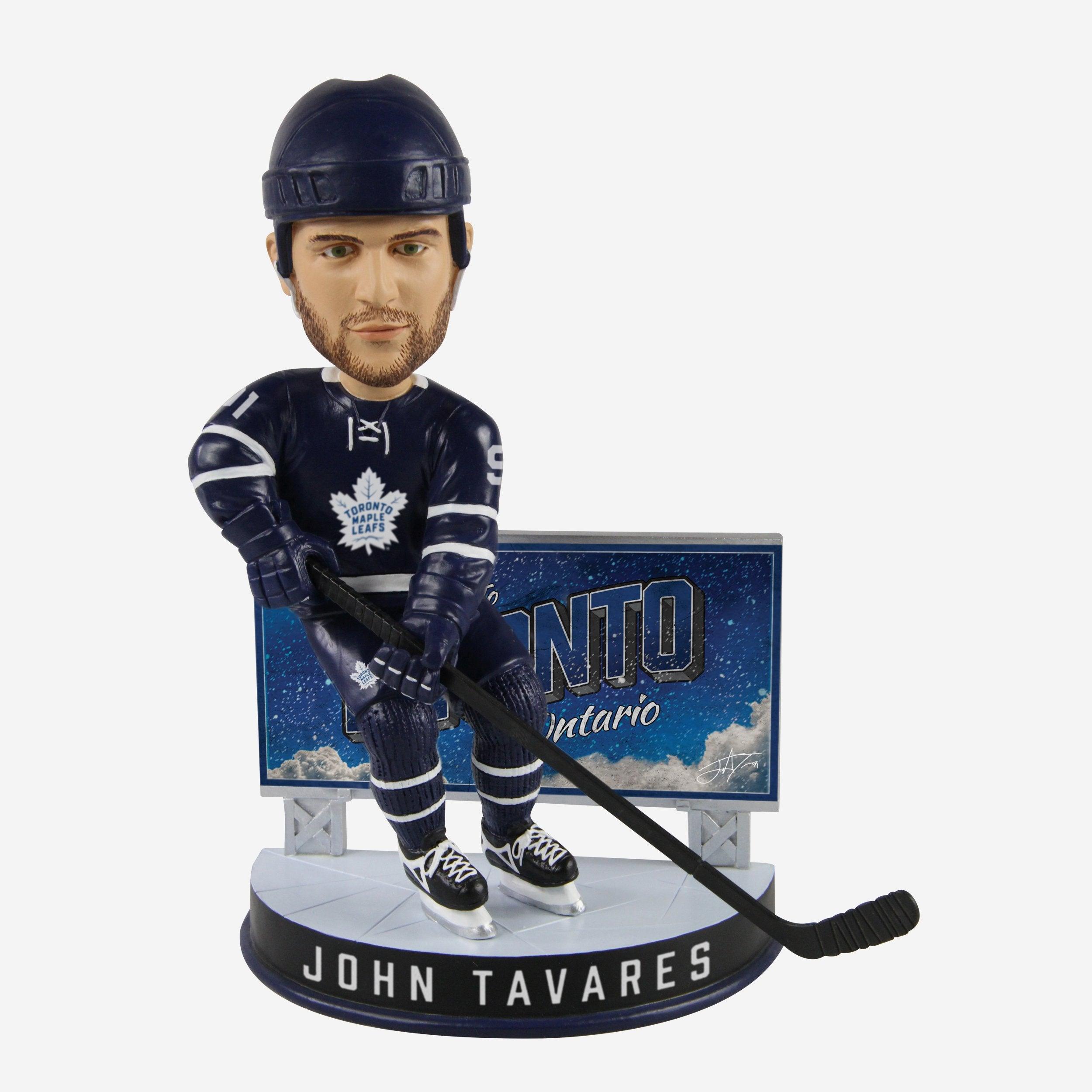 FOCO John Tavares Toronto Maple Leafs Billboard Bobblehead
