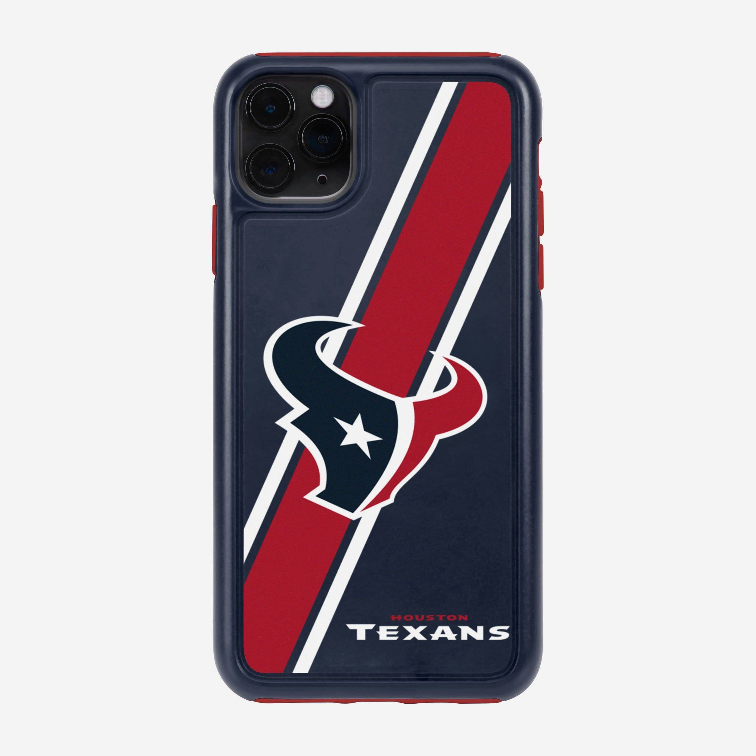 FOCO Houston Texans Dual Hybrid iPhone 11 Case - iPhone 11 Pro Max