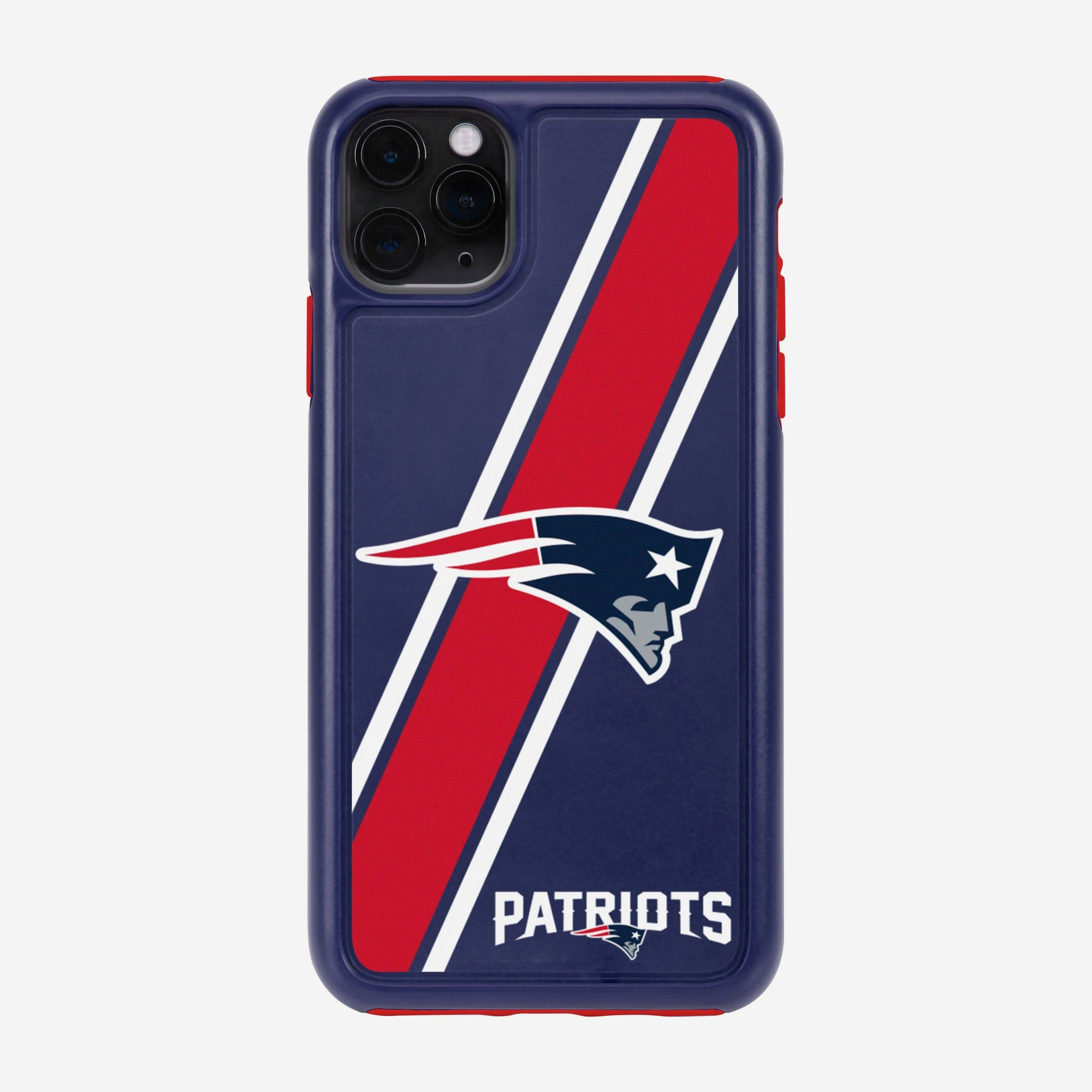 FOCO New England Patriots Dual Hybrid iPhone 11 Case - iPhone 11 Pro