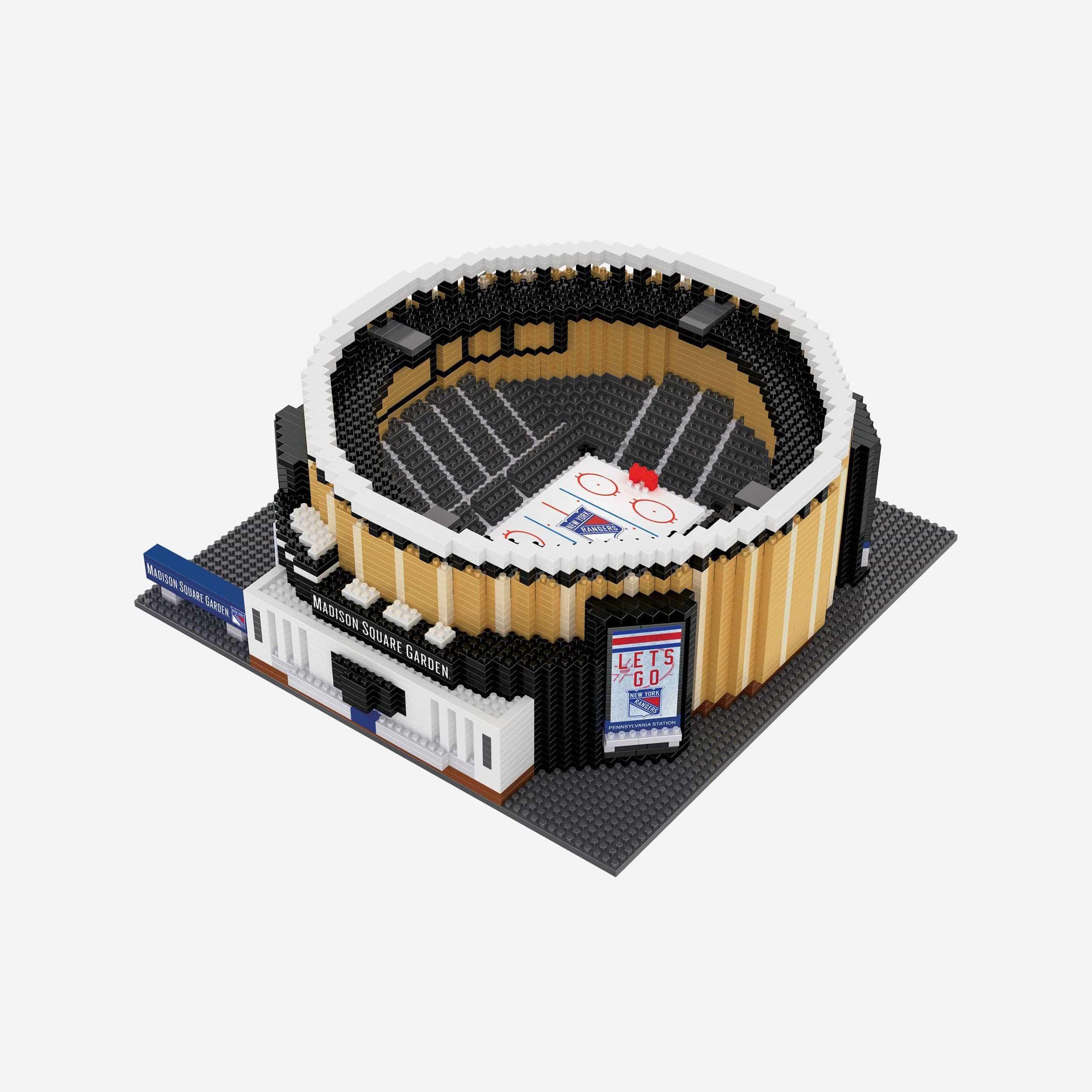 FOCO New York Rangers Madison Square Garden BRXLZ Stadium