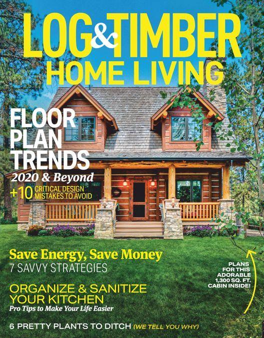 Log & Timber Home Living