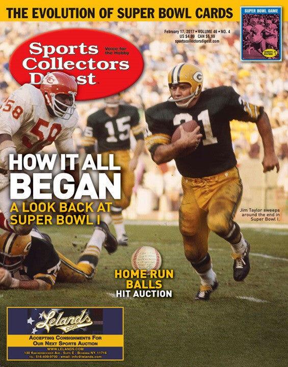 Sports Collectors Digest