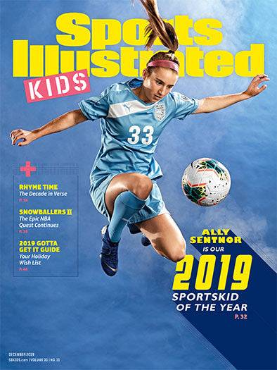 Sports Illustrated Kids $5 Off