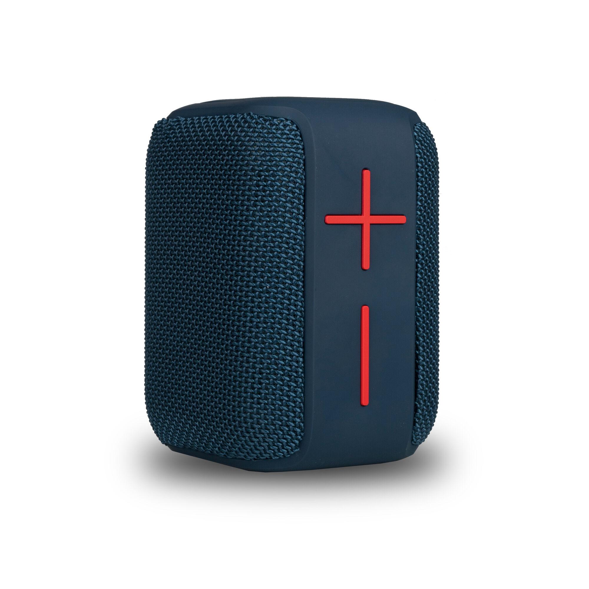 NGS 10W Wireless BT Speaker, Roller Coaster - Blue