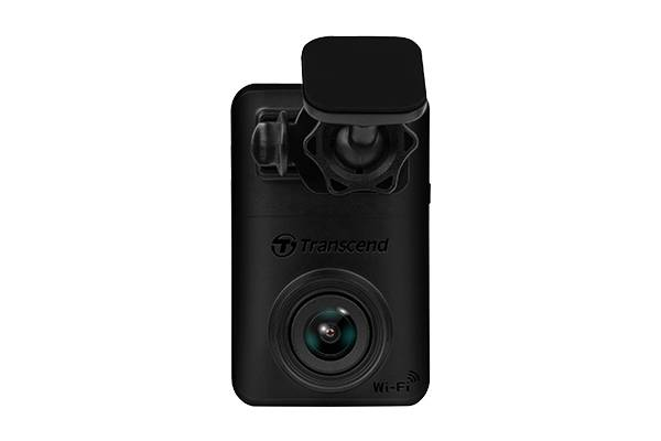 Transcend DrivePro 10 Car Video Recorder Dash Cam with Full HD 1080P 32GB Card