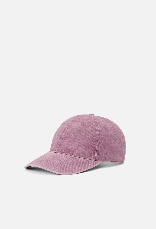 John Elliott Washed Canvas Hat / Plum (Washed Canvas Hat / Plum / One Size)