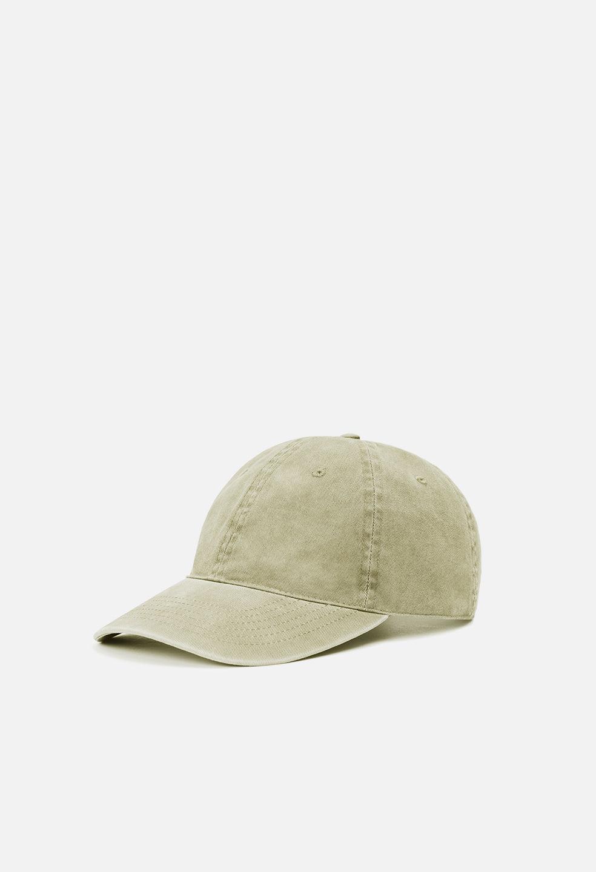 John Elliott Washed Canvas Hat / Sage (Washed Canvas Hat / Sage / One Size)
