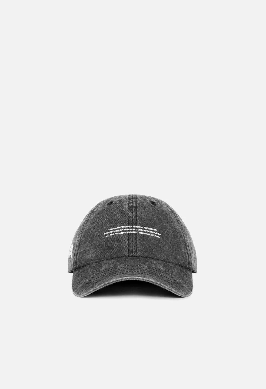 John Elliott X Yamaha Souvenir Hat / Charcoal (John Elliott X Yamaha Souvenir Hat / Charcoal / One Size)