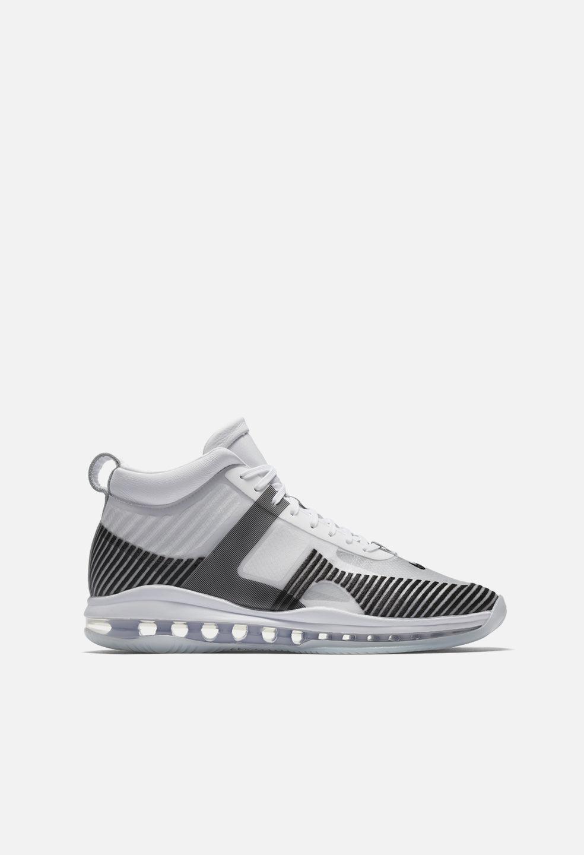 Nike LeBron X JE ICON QS / White X Black (LeBron X JE ICON QS / White X Black / US 16)