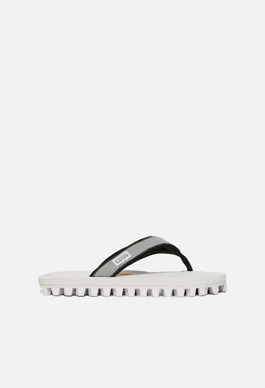 John Elliott JE X Suicoke Tono Sandal / White (JE X Suicoke Tono Sandal / White / US 10)